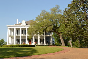 Natchez antebellum mansion