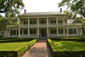 Rosedown Plantation home. St. Francisville, La