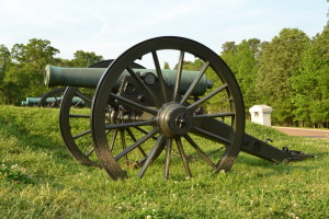 Canons @ Vicksburg National Military Park